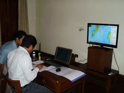 AFS Consultants provide training support for IMO training mission to India