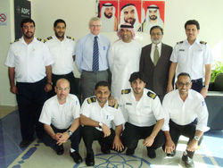 First courses delivered in Middle East under new contract with major ports group.